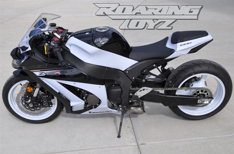 2011 2012 2013 2014 2015 Kawasaki Ninja Zx10r Custom Aluminum Extended Swingarm Race